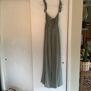 Promesa Off the Shoulder Maxi Dress
